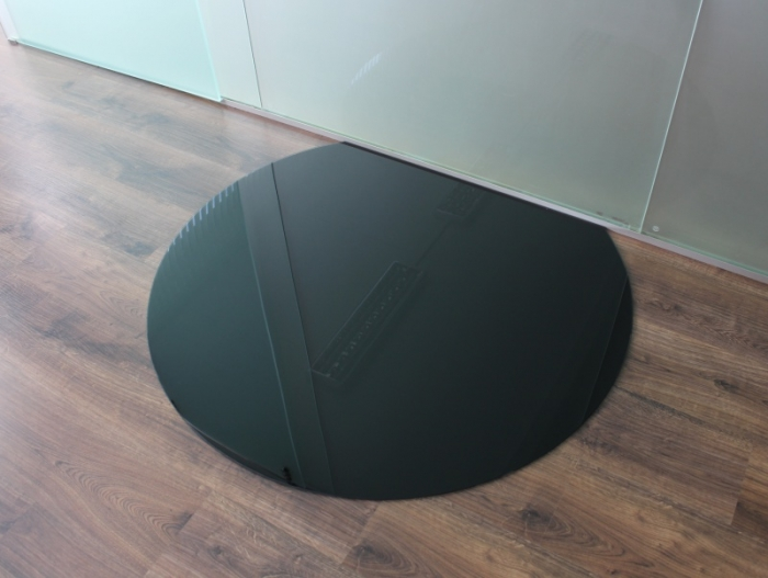 Bodenplatte kamin granit